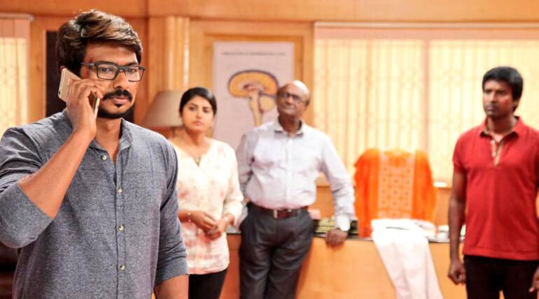 'இப்படை வெல்லும்' படத்தின் ட்ரைலரை வெளியிட்டார் நடிகர் அக்சை குமார்