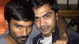 dhanush release simbu songs