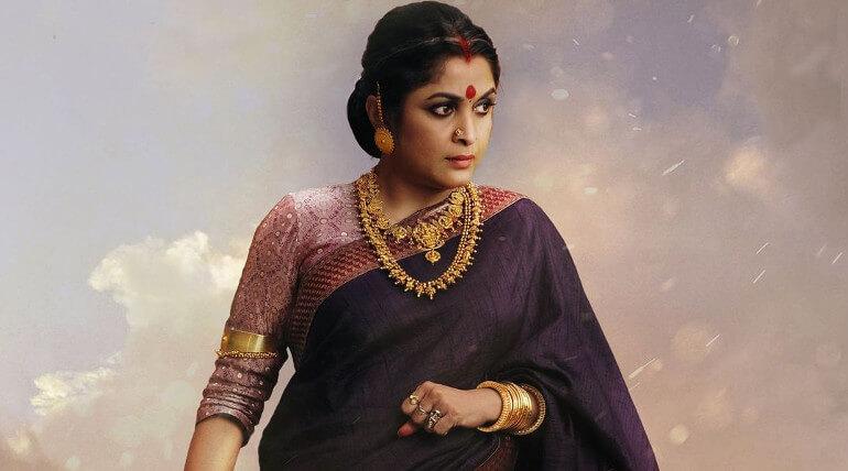 ramya krishnan acting again as sivagami