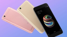 xiaomi redmi 5a launch date