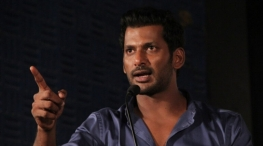 vishal press meet
