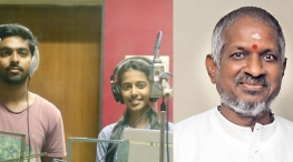 gv prakash sing on ilayaraja music