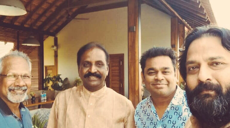 manirathnam new movie composing