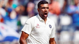 ashwin world record