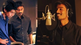 dhanush and aniruth in why this kolaveri