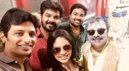 nandita joined in kalakalappu team