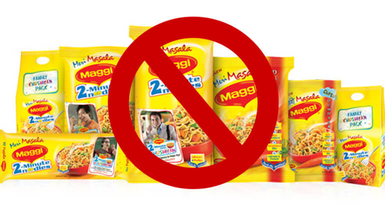 nestle maggie samples failed again lab test