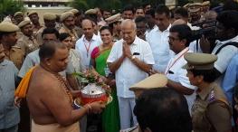 tamilnadu governor sunnyside