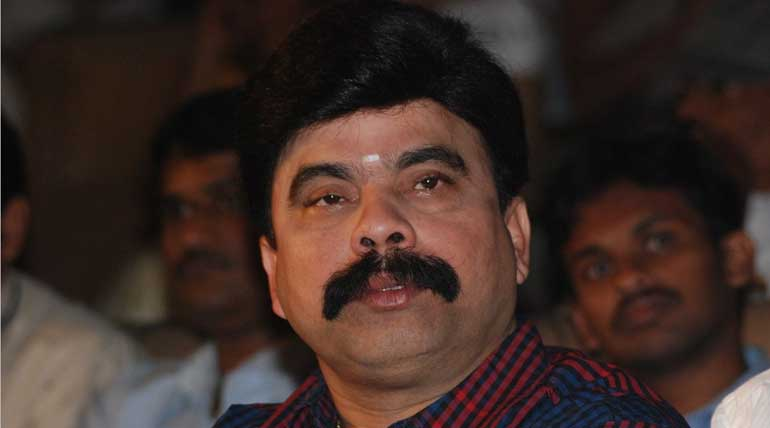 powerstar srinivasan cheque case