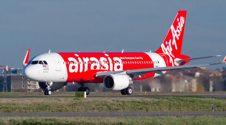 photo credit AirAsia