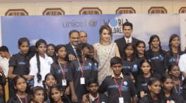 actress trisha becomes unicef advocate