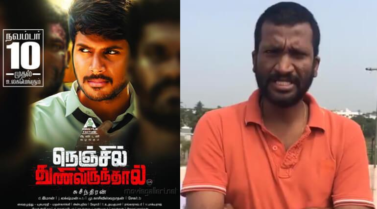 director suseenthiran viral video