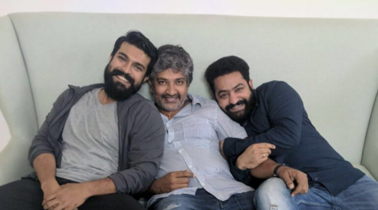 rajamouli joined telugu superstars