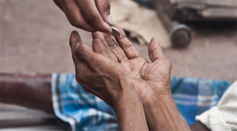 ஹைதராபாத்தில் பிச்சை எடுக்க தடை