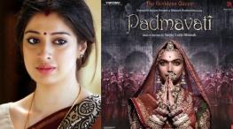 raai laxmi supports padmavati movie