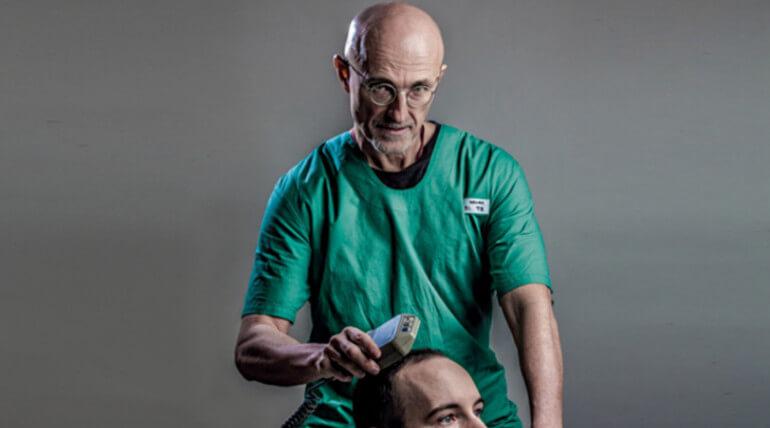 human head transplant surgery