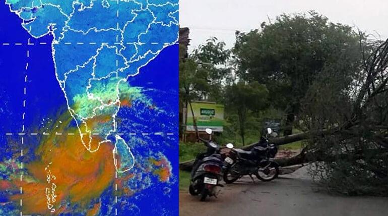 heavy rain becomes ochi cyclone