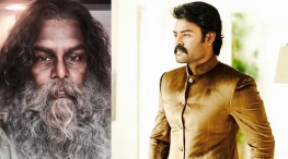 rk suresh acting in old character