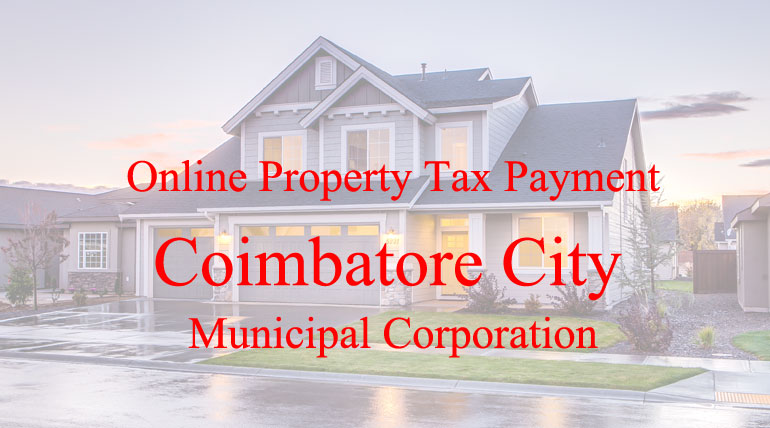 coimbatore city corporation