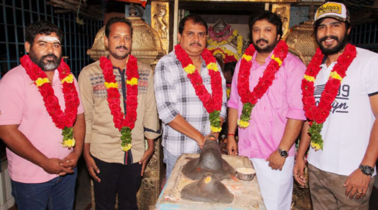 vishnu vishal new movie project