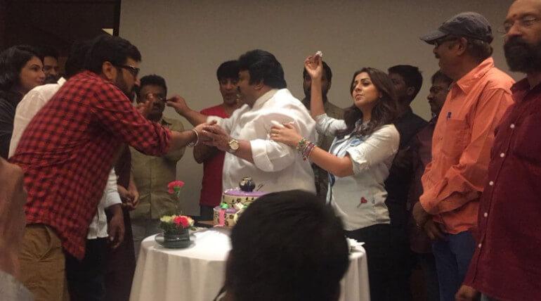 prabhu birthday celebration