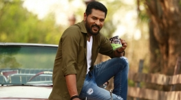 prabhu deva new horror movie