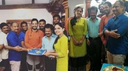 adhi new movie poojai