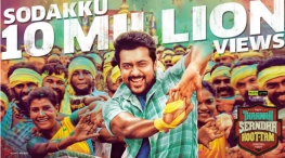 sodakku song hit 10 million views