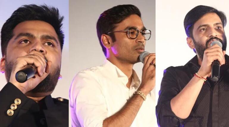 sakka podu podu raja movie audio launch