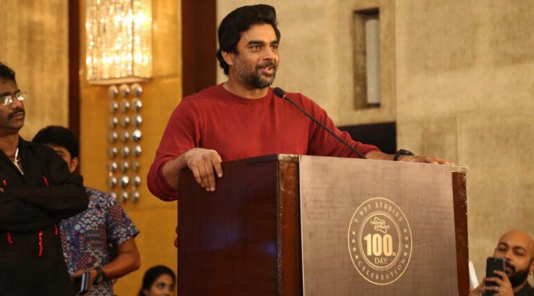 vikram vedha 100th day celebration