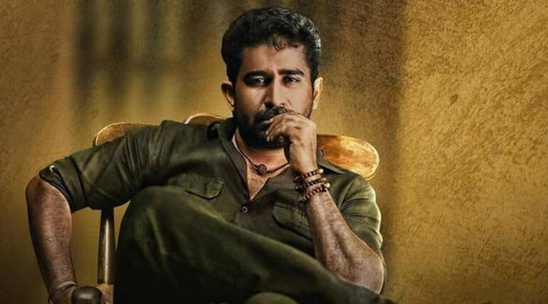 vijay antony next movie with director Andrew Louis
