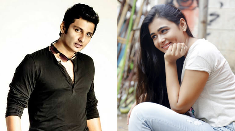 jiiva new movie heroine