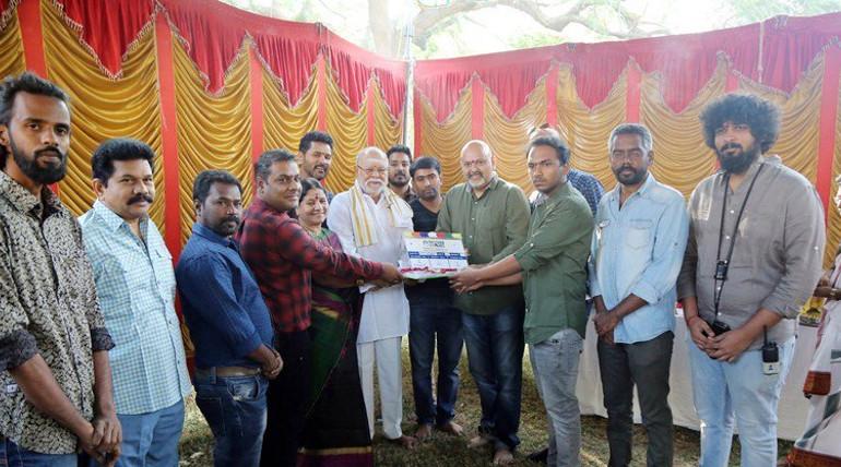 prabhu deva new movie poojai