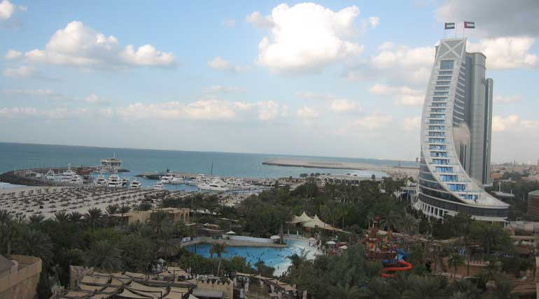 dubai theme park photos