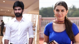 adharva next movie