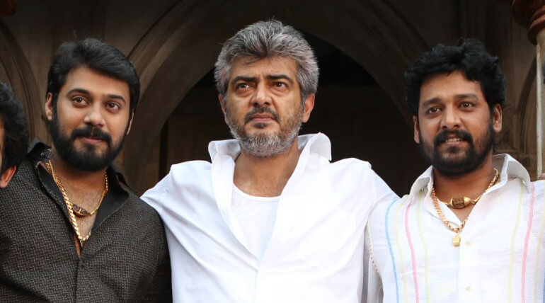 Veeram Movie Still