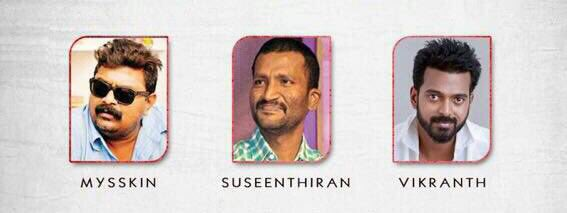 suseenthiran mysskin vikranth new movie