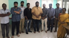 viswasam movie poojai