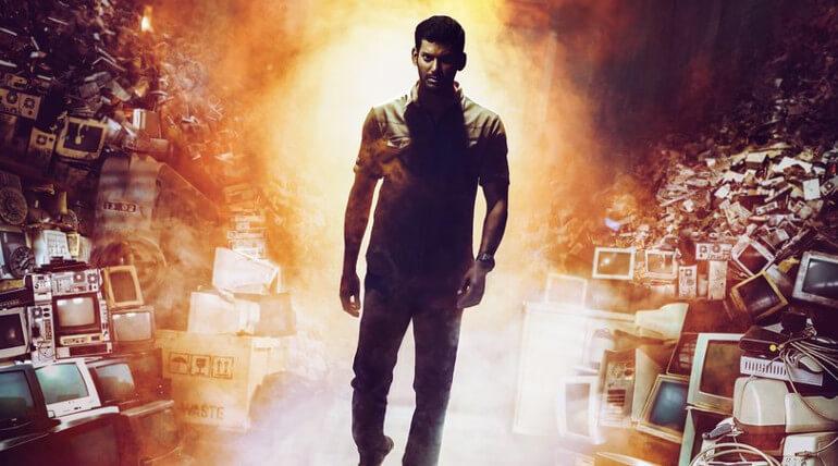 irumbu thirai movie release date