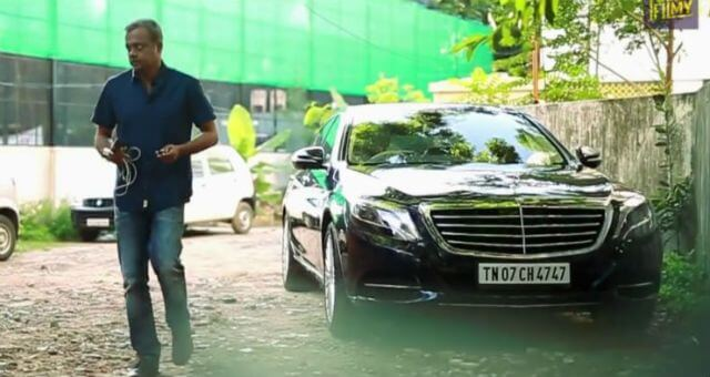 gautham menon car accident