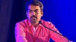 rangaraj pandey speech about thala
