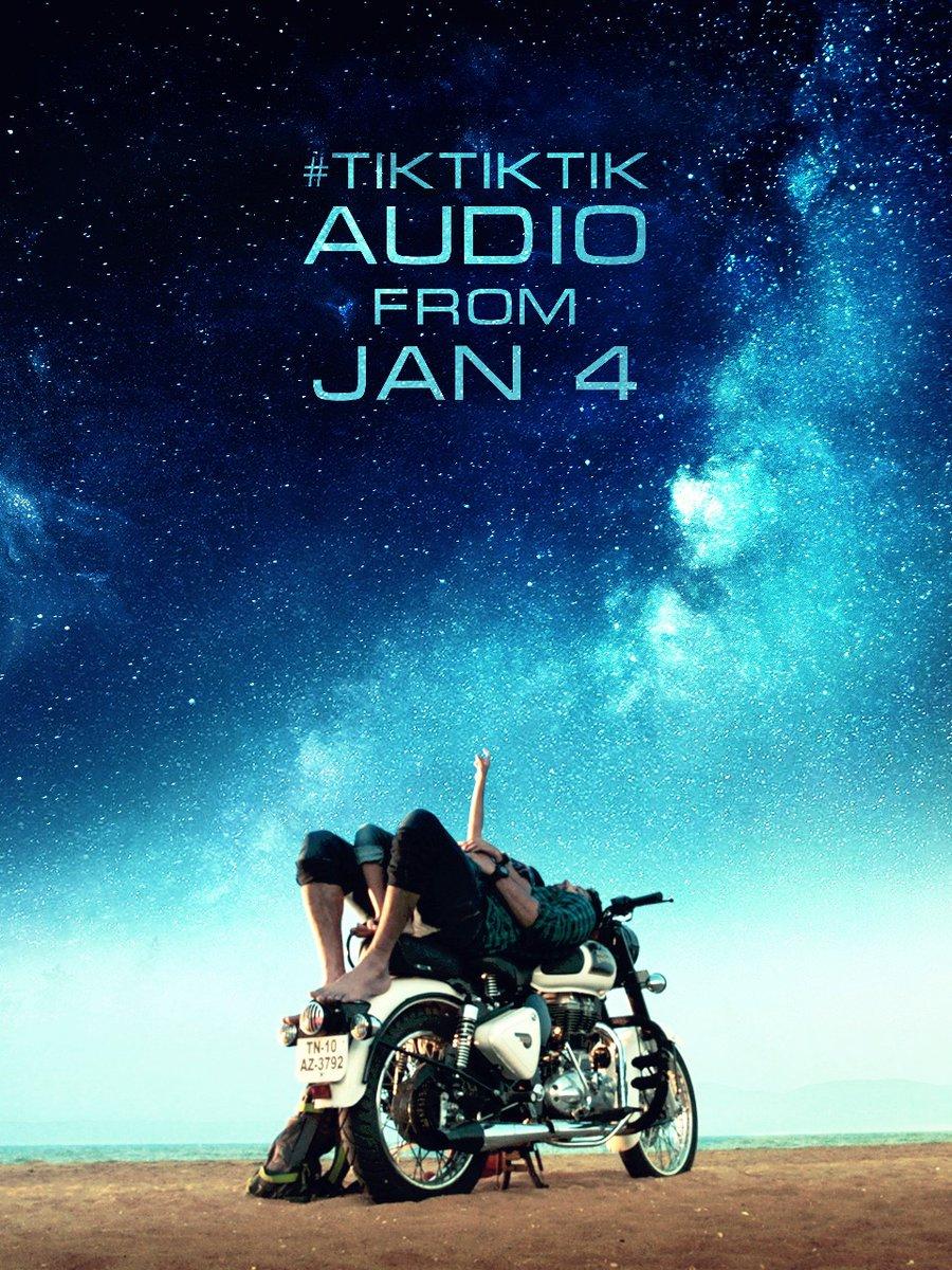 tik tik tik movie audio release