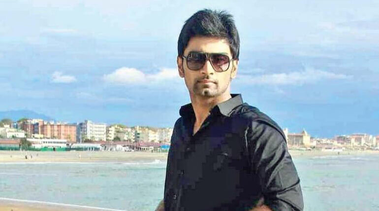 atharvaa next movie