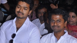 AR Murugadoss with vijay