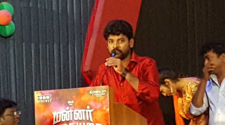 mannar vagaiyara movie audio launch