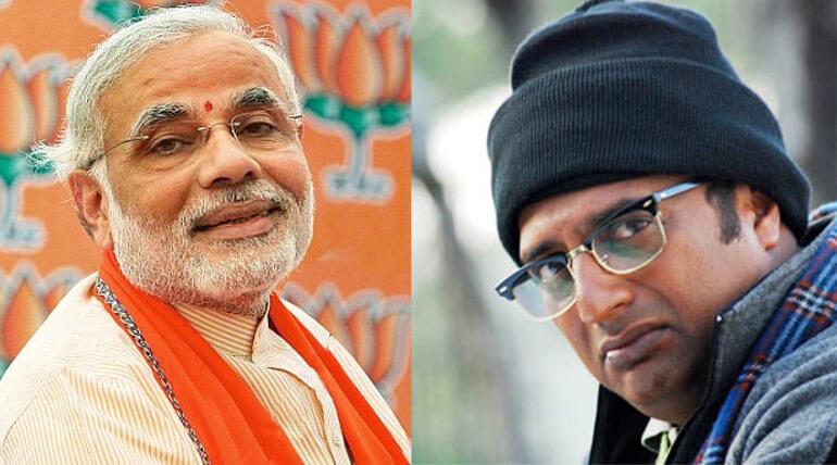 prakash raj tweet about prime minister modi