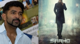arun vijay tweet about sahoo movie