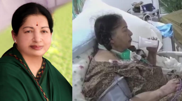 jayalalitha treatment video