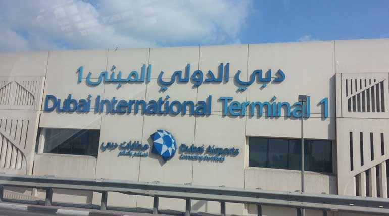 dubai international airport photo