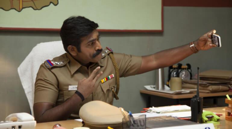 vijay sethupathi cop roll in mani ratnam film